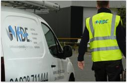 KDE - Continuously exceeding expectations - full maintenance service